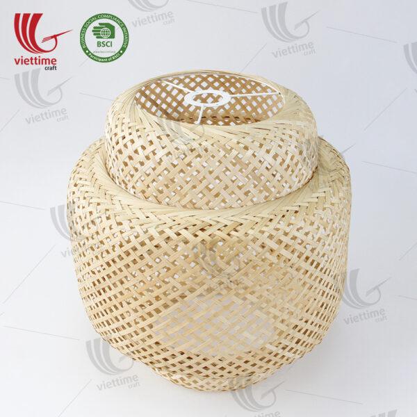 New Design Bamboo Lamp Shade Wholesale