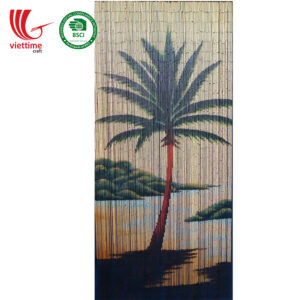 Vietnam Bamboo Door Curtains