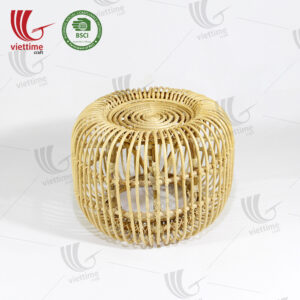 New Rattan Side Table Wholesale