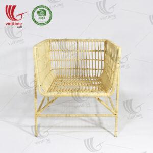 Relaxing Indoor Short Rattan Sofa Wholesale