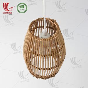 Simple Woven Rattan Lamp Shade Wholesale