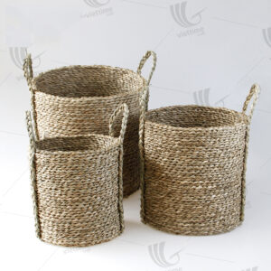 Seagrass Storage Basket sku C00533