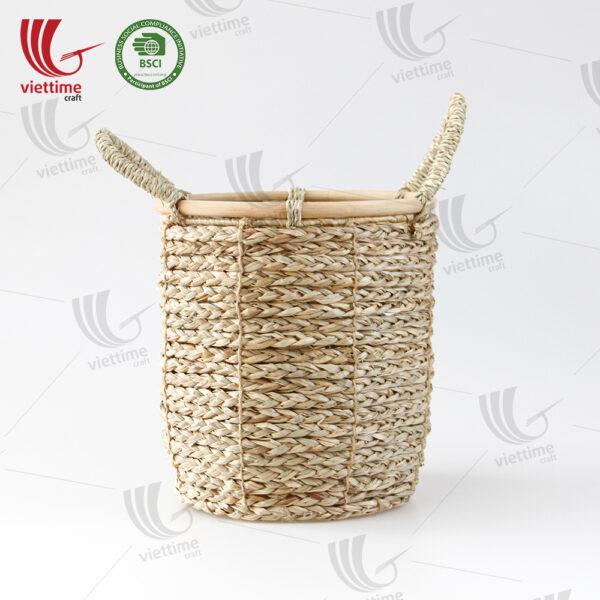NEW Seagrass Storage Basket SET 3 Wholesale