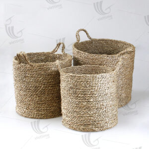 Seagrass Storage Basket sku C00535