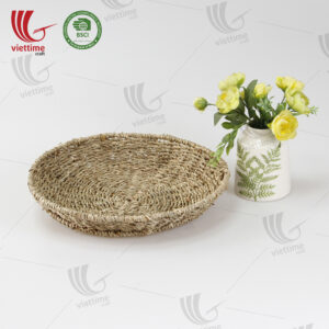 Nice Woven Seagrass Tray Wholesale