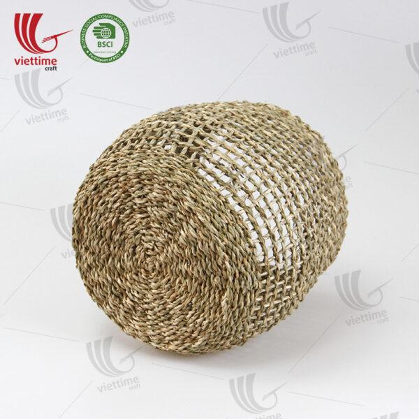 Useful Seagrass Storage Basket SET 3