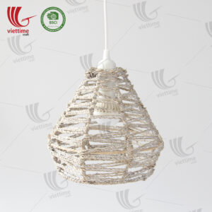 Jute Ceiling Lamp Shade Wholesale
