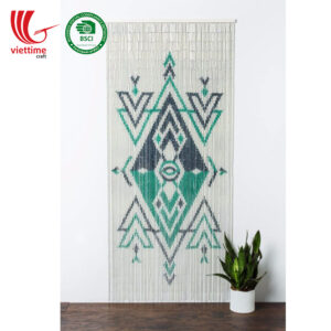 Handmade Bamboo Door Curtains