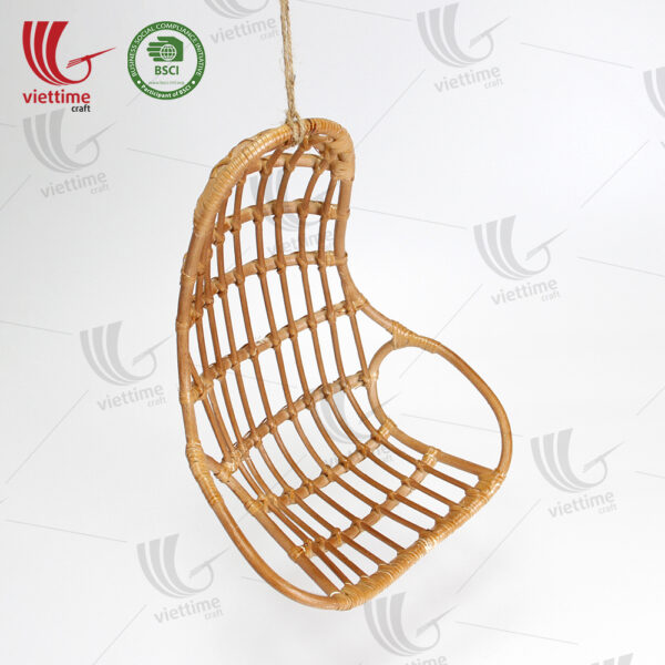 New Hanging Rattan Doll Chair