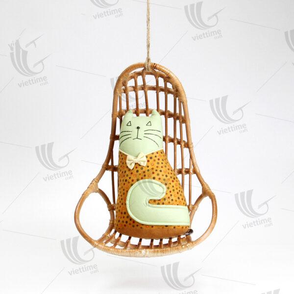 Rattan Doll Hanging Chair sku M00362