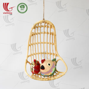 New Rattan Doll Hanging Chair