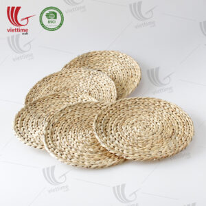 Natural Straw Water Hyacinth Placemats