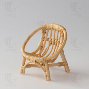 Rattan Doll Chair sku M00650