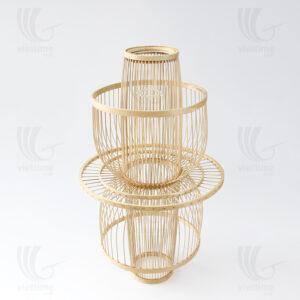Bamboo Lampshade sku TD00218