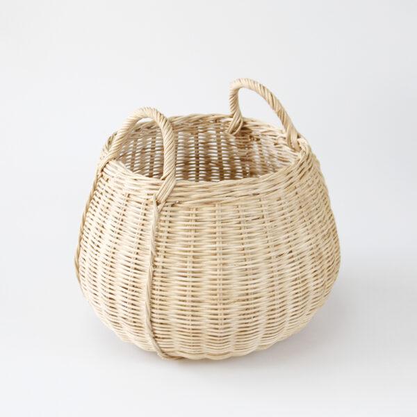 Rattan Storage Basket sku M00682
