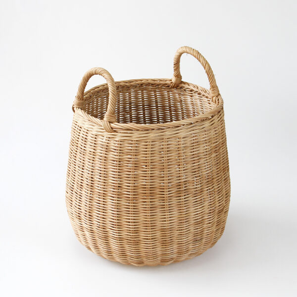 Rattan Storage Basket sku M00683