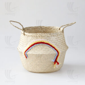 Seagrass Belly Basket sku C00386