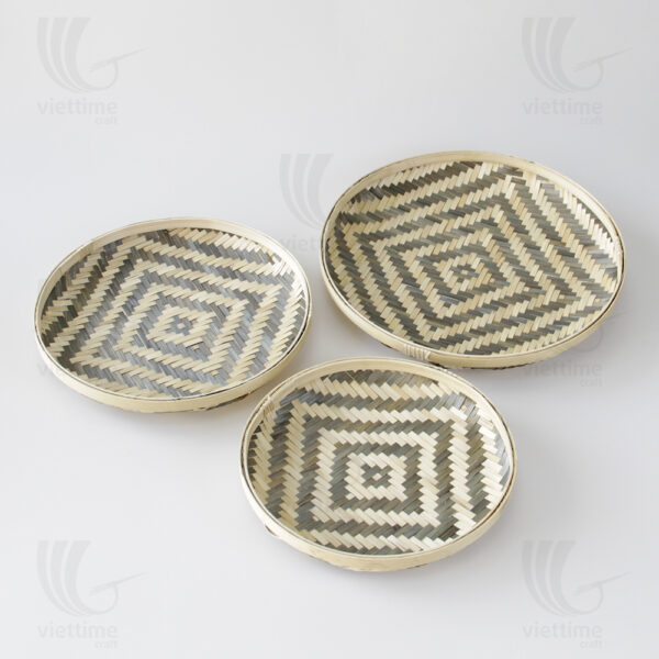 Bamboo Wall Decor Placemat sku TD00226