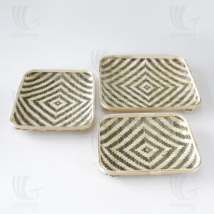 Bamboo Wall Decor Placemat sku TD00227