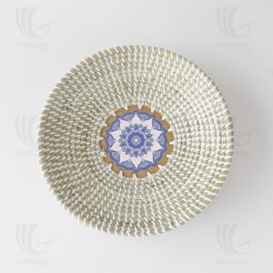 Seagrass Wall Hanging Disc sku C00338