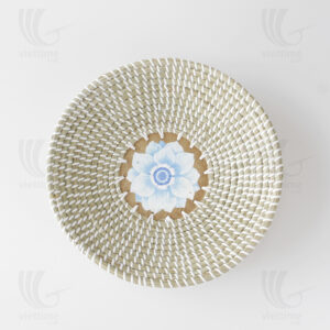 Seagrass Wall Hanging Disc sku C00337