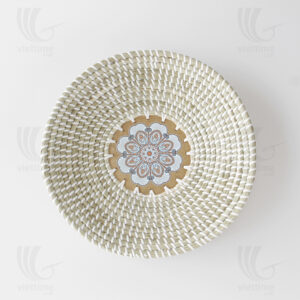 Seagrass Wall Hanging Disc sku C00339
