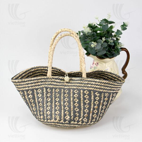 Seagrass Handbag sku C00010