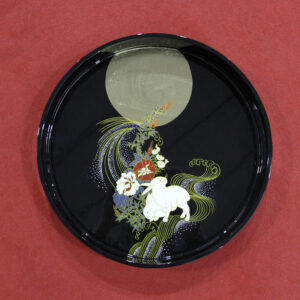 Lacquered Tray sku SM0006