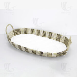 Seagrass Baby Changing Basket sku C00118