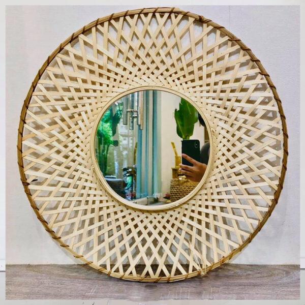 Bamboo Mirror sku TD00237