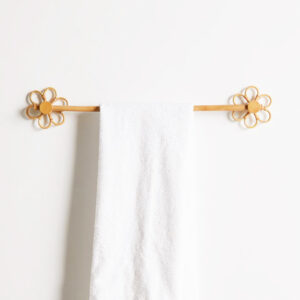 Rattan Towel Bar sku M00294