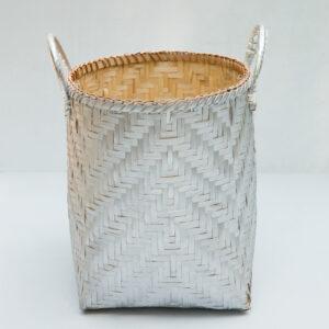 Bamboo Storage Basket sku TD00261