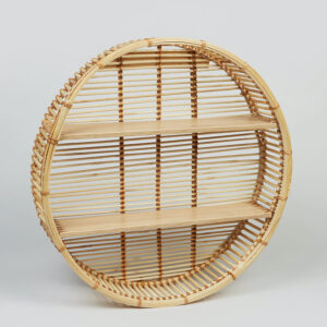 Bamboo Wall Shelf sku TD00270