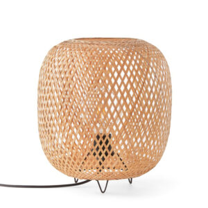 Bamboo Table Lamp sku TD00257