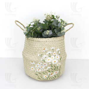 Seagrass Belly Basket sku C00116