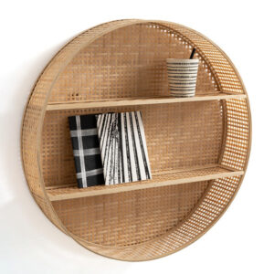 Bamboo Wall Shelf sku TD00242