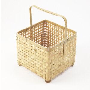 Bamboo Storage Basket sku TD00280
