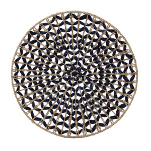 Water Hyacinth Wall Decor sku B00235