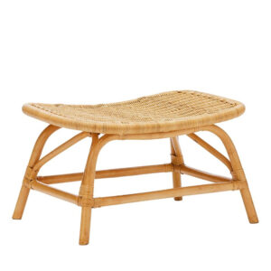 Rattan Foot Stool Sku M00264