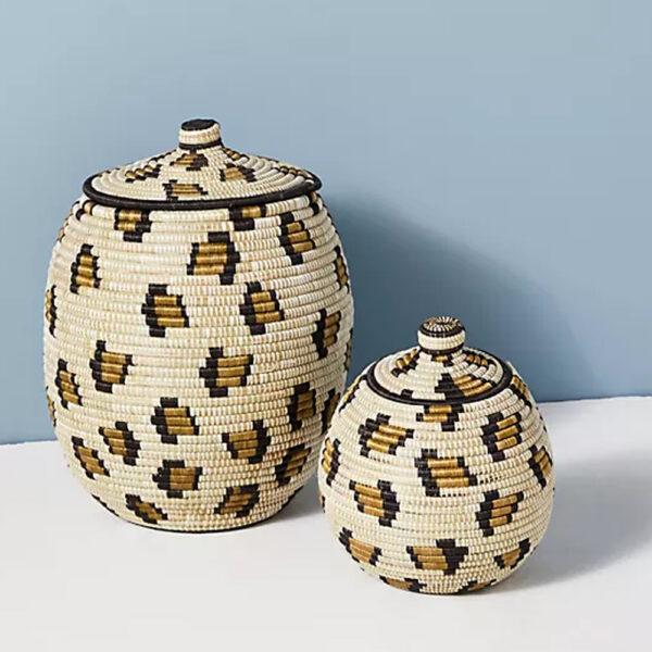 Seagrass Laundry Basket sku C00444