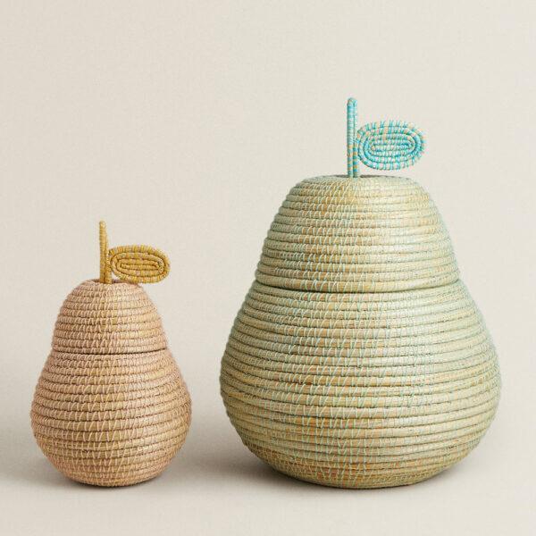 Seagrass Storage Basket sku C00404