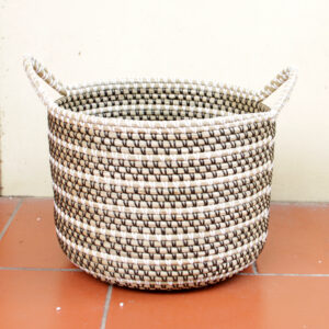 Seagrass Laundry Basket sku C00180